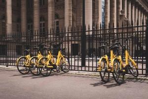 servizio bike sharing multico