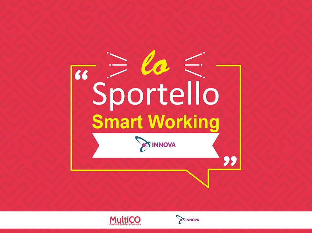 SPORTELLO SMART WORKING