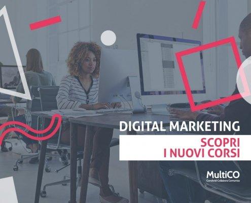 corsi web e digital marketing multico coworking verona