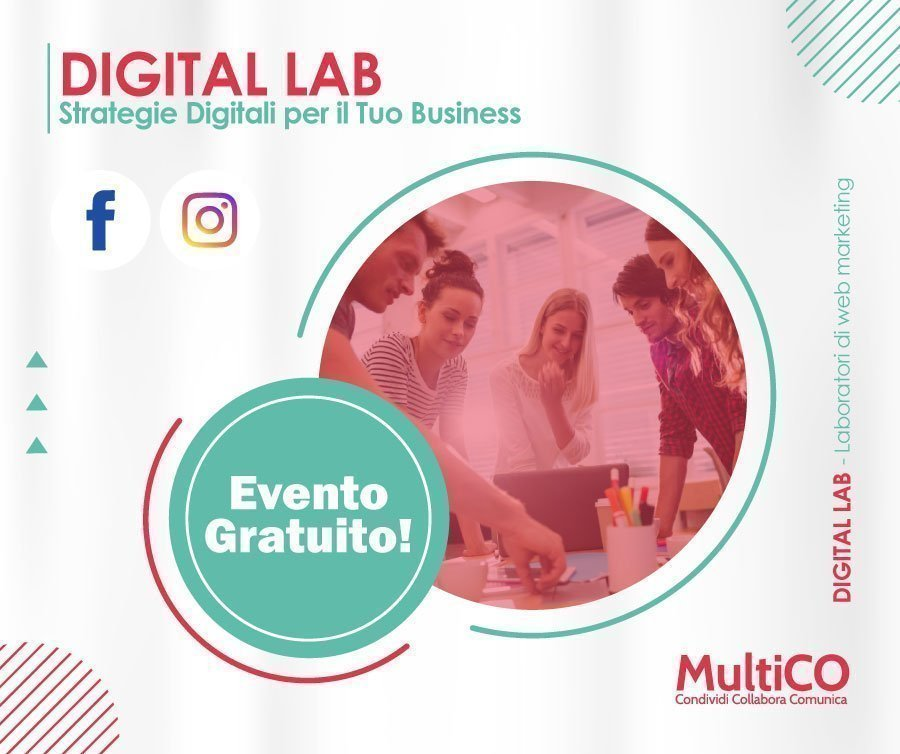 DIGITAL LAB - Evento Gratuito