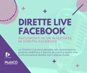 Dirette live Facebook MultiCO
